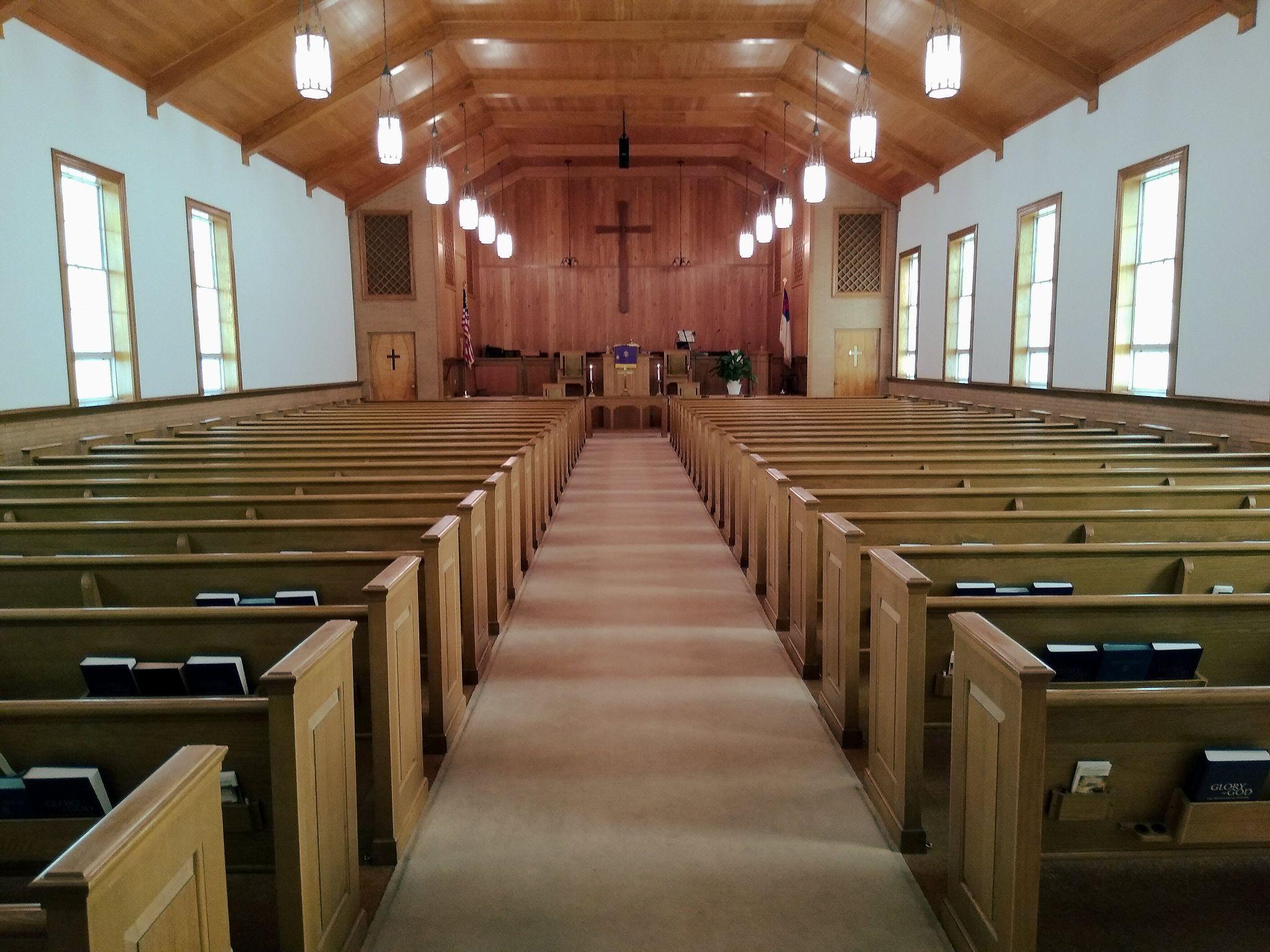 ULCPC Sanctuary Interior